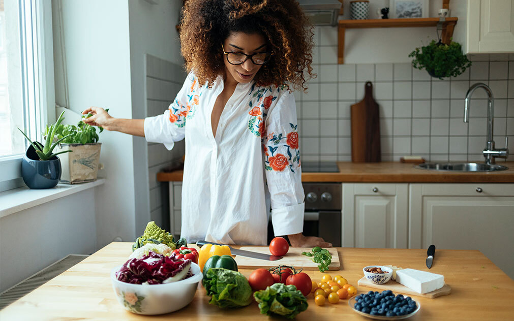 Foods to Eat for Healthy Hair Growth