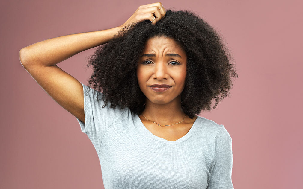 White Flakes? How to Get Rid of Dandruff and Itchy Scalp?